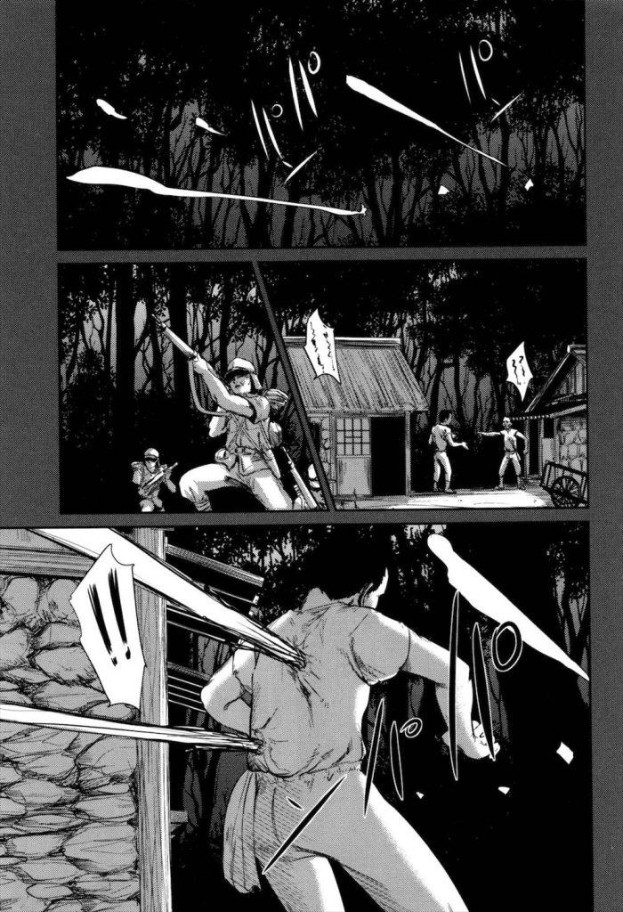 【中国少女エロ漫画】戦争孤児になり児童娼婦館で働く中国人少女!元軍人に復讐乱交され無茶苦茶にされた!まさかの結末!【心島咲】