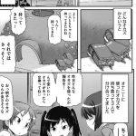 【オナニーエロ漫画】3人の女子小学生が公園でオカズ交換会!なんとオナニーの時のオカズを交換!3人でエロDVD鑑賞してたら盛り上がってレズプレイしちゃった!【高永浩平】