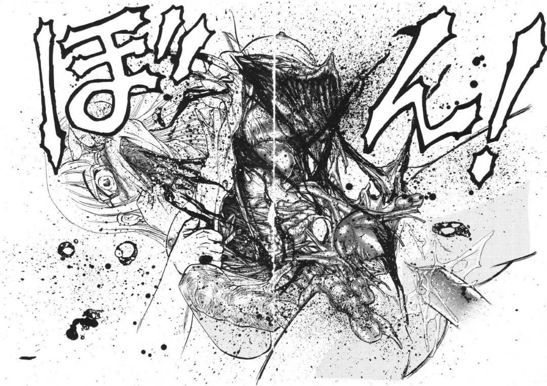 【リョナ陵辱エロ漫画】不良高校生二人を退学に追いやったJK。報復として教室でボコボコにされながら輪姦されてしまう。身体を裂かれながら犯され絶命する。【氏賀Y太】