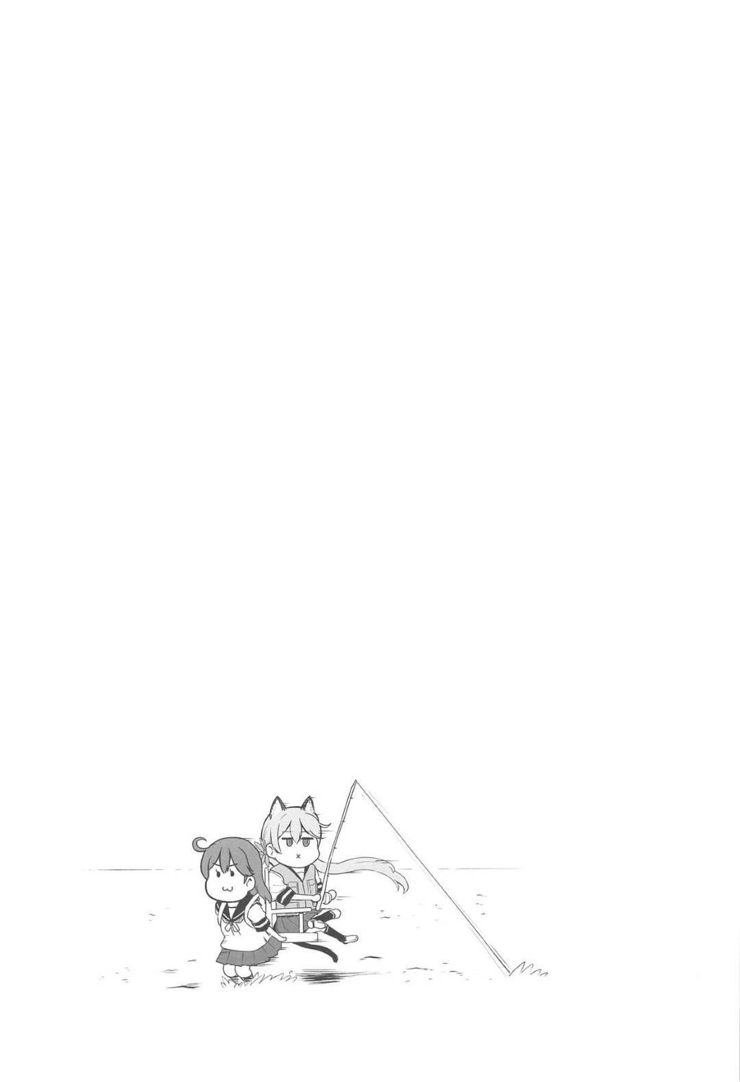 【艦これエロ漫画】猫耳や尻尾が生えて猫化してしまった曙。本能に動いてしまう彼女は発情状態で提督上に跨って誘惑し、フェラさせられてしまう。口内射精した後も勃起したままの彼は正常位で挿入してイチャラブセックスへ発展。【河上康】